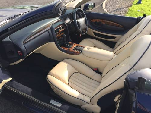 1997 Stunning Aston Martin DB7 Volante Convertible SOLD (picture 4 of 6)