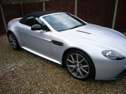 Vantage S Roadster, sportshift 11, 2012-62, 15k, 1 lady onr For Sale (picture 2 of 6)
