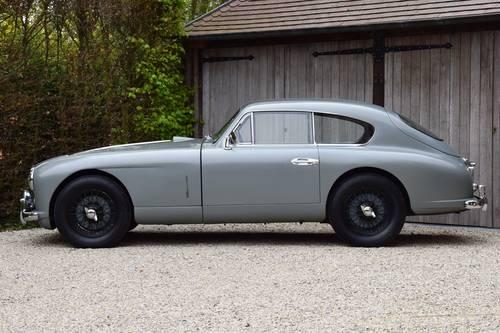 1955 Unrestored and fantastic Aston Martin DB2/4 Mk1 SOLD (picture 2 of 6)