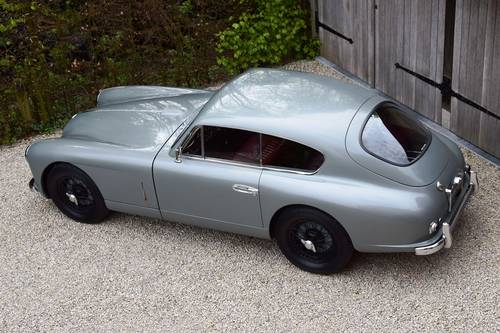 1955 Unrestored and fantastic Aston Martin DB2/4 Mk1 SOLD (picture 3 of 6)