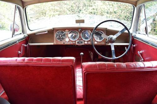 1955 Unrestored and fantastic Aston Martin DB2/4 Mk1 SOLD (picture 5 of 6)