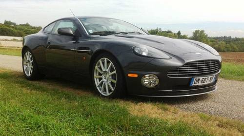 ASTON MARTIN VANQUISH S 2006 For Sale (picture 1 of 6)