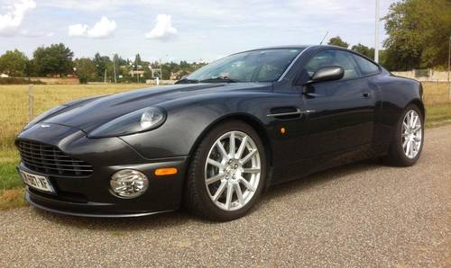 ASTON MARTIN VANQUISH S 2006 For Sale (picture 2 of 6)