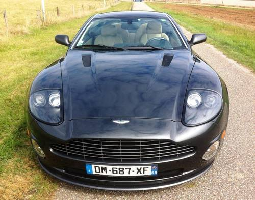 ASTON MARTIN VANQUISH S 2006 For Sale (picture 3 of 6)