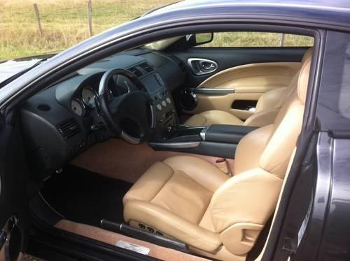 ASTON MARTIN VANQUISH S 2006 For Sale (picture 5 of 6)