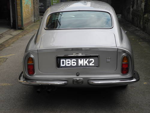 1970 Aston Martin DB6 Mk2 For Sale (picture 3 of 5)