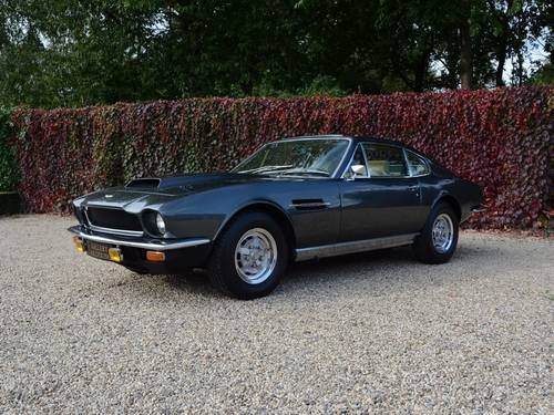 1977 Aston Martin V8 Coupe Carburettor, 3rd owner, matching no. For Sale (picture 1 of 6)