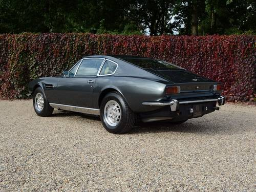 1977 Aston Martin V8 Coupe Carburettor, 3rd owner, matching no. For Sale (picture 2 of 6)