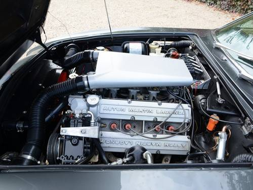1977 Aston Martin V8 Coupe Carburettor, 3rd owner, matching no. For Sale (picture 4 of 6)