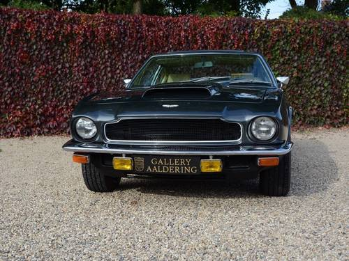 1977 Aston Martin V8 Coupe Carburettor, 3rd owner, matching no. For Sale (picture 5 of 6)