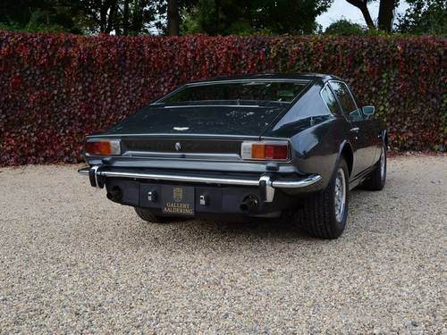 1977 Aston Martin V8 Coupe Carburettor, 3rd owner, matching no. For Sale (picture 6 of 6)