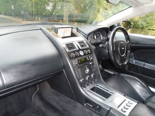 2005 ASTON MARTIN DB9 TOUCHTRONIC AUTO 05/55 PLATE STUNNING SOLD (picture 5 of 6)