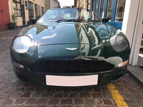 1996 Aston Martin DB7 Volante - 55.500 miles since new SOLD (picture 5 of 6)