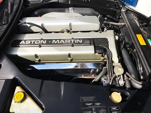 1996 Aston Martin DB7 Volante - 55.500 miles since new SOLD (picture 6 of 6)