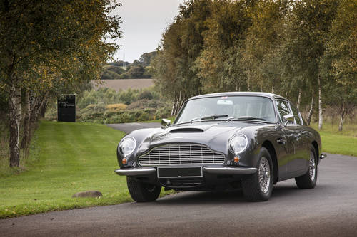 Aston Martin DB6 MK1 Vantage 1966 SOLD (picture 1 of 6)