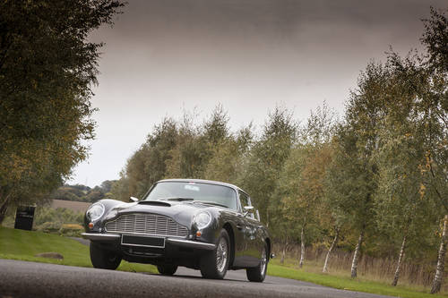 Aston Martin DB6 MK1 Vantage 1966 SOLD (picture 2 of 6)