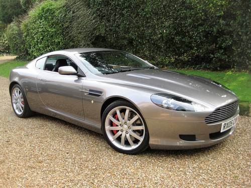 2005 Aston Martin DB9 With Only 16,900 Miles & 1 Owner From New For Sale (picture 2 of 6)
