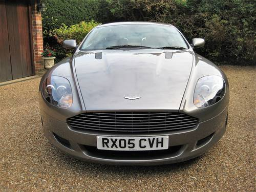 2005 Aston Martin DB9 With Only 16,900 Miles & 1 Owner From New For Sale (picture 6 of 6)