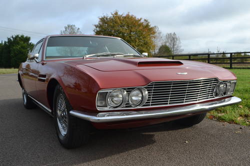 1968 Aston Martin DBS six, left hand drive For Sale (picture 2 of 6)