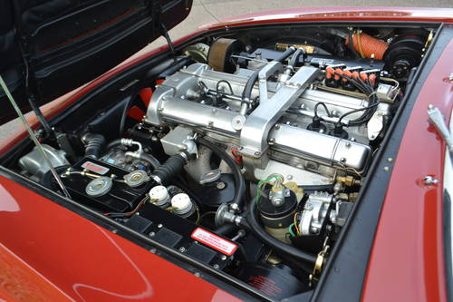 1968 Aston Martin DBS six, left hand drive For Sale (picture 6 of 6)