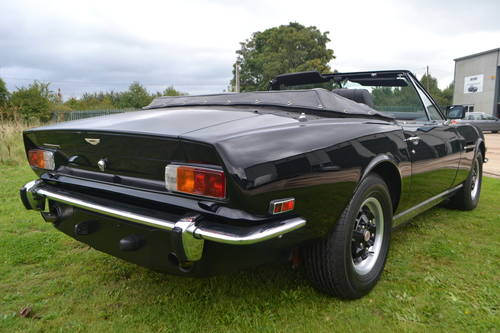 1980 V8 Volante left hand drive For Sale (picture 3 of 6)