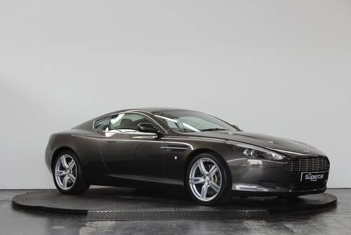 2007 Aston Martin DB9 - Cumberland Grey SOLD (picture 2 of 6)
