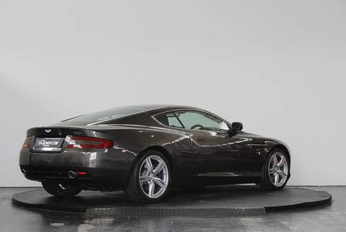 2007 Aston Martin DB9 - Cumberland Grey SOLD (picture 3 of 6)