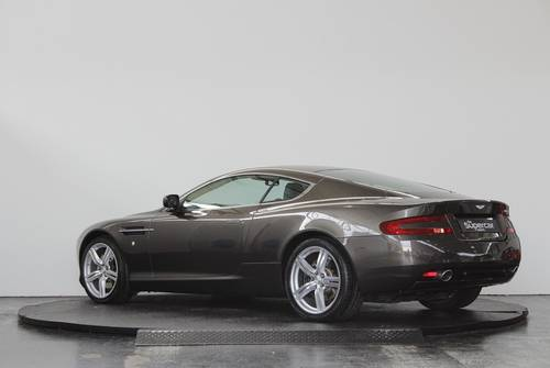 2007 Aston Martin DB9 - Cumberland Grey SOLD (picture 4 of 6)