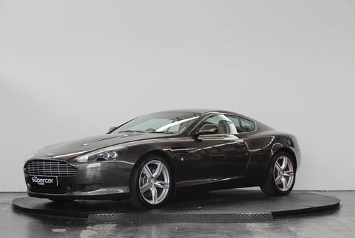 2007 Aston Martin DB9 - Cumberland Grey SOLD (picture 5 of 6)