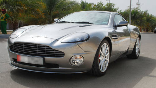 2007 Aston Martin Vanquish S For Sale (picture 2 of 6)