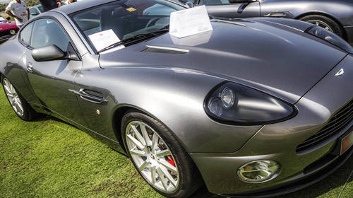 2007 Aston Martin Vanquish S For Sale (picture 3 of 6)