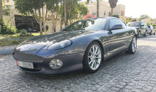 2003 Aston Martin DB7 Vantage SOLD (picture 1 of 6)