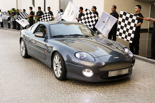 2003 Aston Martin DB7 Vantage SOLD (picture 3 of 6)