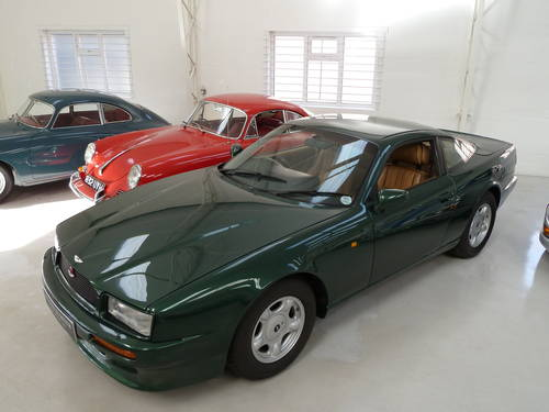 1990 Aston Martin Virage - Full History & Manual Transmission SOLD (picture 2 of 6)