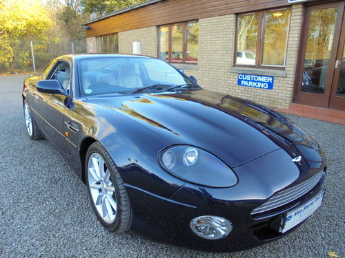 2001 Low Mileage Aston Martin DB7 Vantage For Sale (picture 1 of 6)