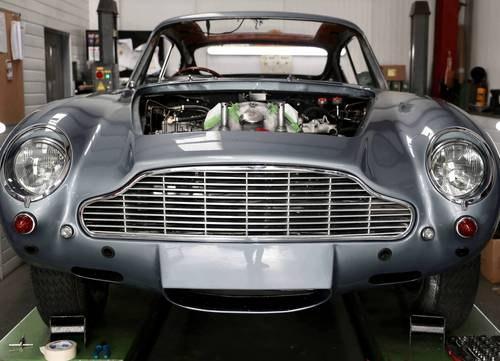 1968 Aston Martin Db6 Vantage Earls Court Car Sold Car And Classic Car And Classic