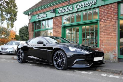 2013 Aston Martin Vanquish Coupe  SOLD (picture 2 of 4)