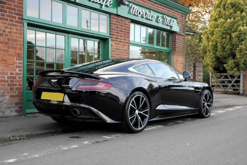 2013 Aston Martin Vanquish Coupe  SOLD (picture 3 of 4)