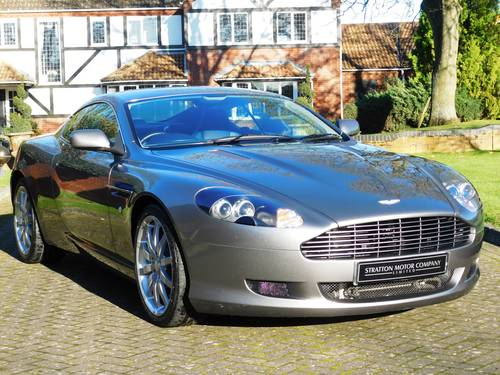 2005 Aston Martin DB9 Coupe For Sale (picture 1 of 6)