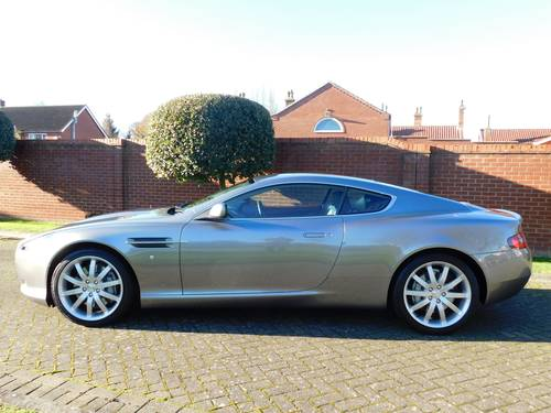 2005 Aston Martin DB9 Coupe For Sale (picture 2 of 6)