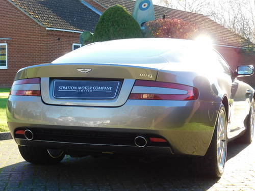 2005 Aston Martin DB9 Coupe For Sale (picture 3 of 6)