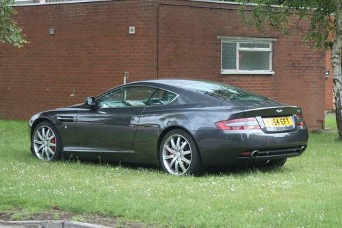 2004 Aston Martin DB9 For Sale (picture 3 of 6)