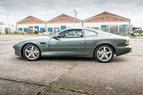 2004 ASTON MARTIN DB7 GTA For Sale (picture 1 of 6)
