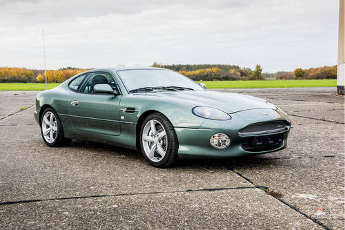 2004 ASTON MARTIN DB7 GTA For Sale (picture 2 of 6)
