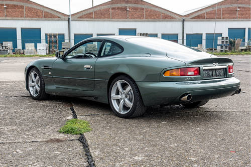 2004 ASTON MARTIN DB7 GTA For Sale (picture 4 of 6)