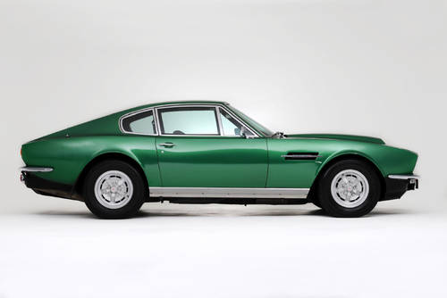 1975 Aston Martin V8 Series III Saloon  For Sale (picture 2 of 6)