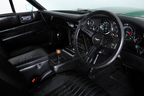 1975 Aston Martin V8 Series III Saloon  For Sale (picture 3 of 6)
