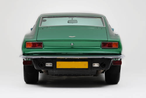 1975 Aston Martin V8 Series III Saloon  For Sale (picture 4 of 6)