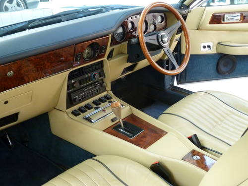 1986 Aston Martin V8 EFI Automatic -  A Superior & Rare Example SOLD (picture 4 of 6)