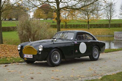 1958 DB MKIII Competition Saloon For Sale (picture 1 of 6)